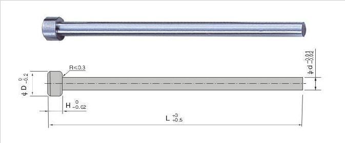 SKH-51 顶针