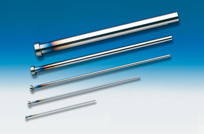 HASCO标准顶针  DME标准顶针